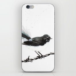 Coleraine Willy Wagtail iPhone Skin