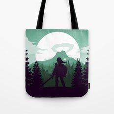 The Legend of Zelda - Green Version Tote Bag