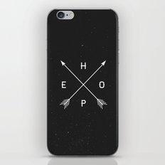 Hope iPhone & iPod Skin