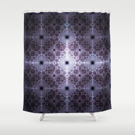 Tile Flooring on Mount Olympus Shower Curtain