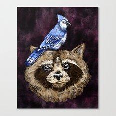 Mordo & Rigs Canvas Print