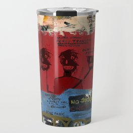 Gun Club Psychology Travel Mug