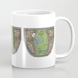 UNDERWEAR LOVE: NY UNDIES Coffee Mug