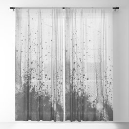 Untitled Details Sheer Curtain