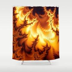 Hellfire Shower Curtain