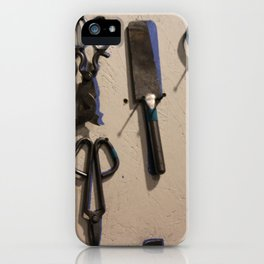 Tools iPhone Case