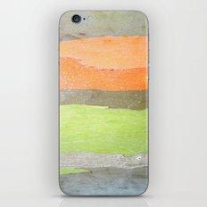 Retro Wood iPhone & iPod Skin