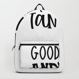 Tote Bag Design Good Times and Tan Lines Beach Bag Backpack
