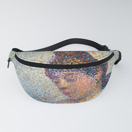 """Georges Seurat """"Young Woman Powdering Herself"""" Fanny Pack"""