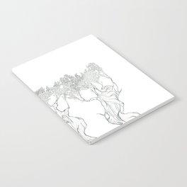Three Free Trees Notebook
