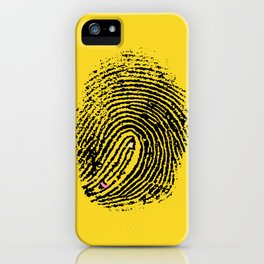Creative Touch iPhone Case