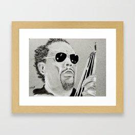 Charles Mingus Framed Art Print