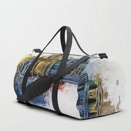 Steampunk Gun Duffle Bag