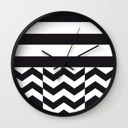 UNO Wall Clock