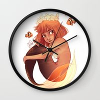 laia Wall Clocks featuring ARIES by Laia™