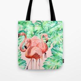 Flamingo Ivelin Tote Bag