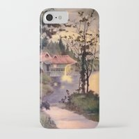 """asian iPhone & iPod Cases featuring """" ASIAN DREAM """" by James Dunlap"""