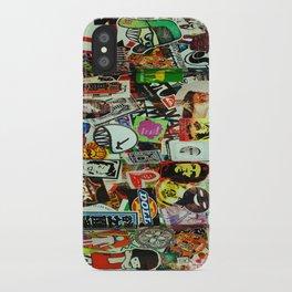Stickerz  iPhone Case