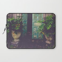 Saint Augustine Garden Laptop Sleeve