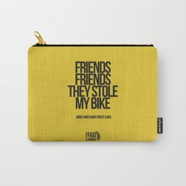 AMICI AMICI M'HANN ARROBAT A BICI Carry-All Pouch