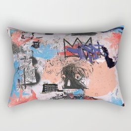 SAMO is Alive Rectangular Pillow