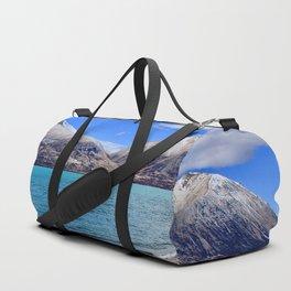 Twin Sister Peaks Duffle Bag