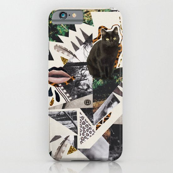 AYAHUASCA CAT iPhone & iPod Case