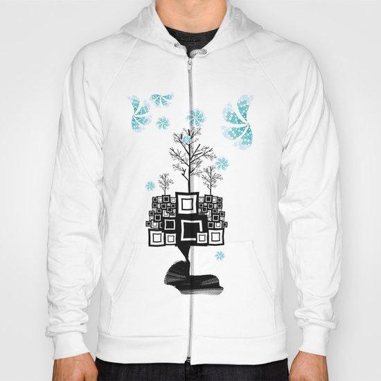 Winter Tree Hoody