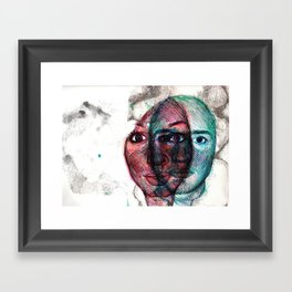 Couples Framed Art Print