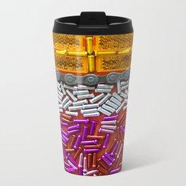 083: Rothko - 100 Hoopties Metal Travel Mug