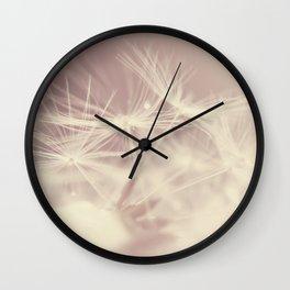 Fragile life Wall Clock