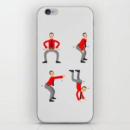 KRAF-TWERK iPhone Skin