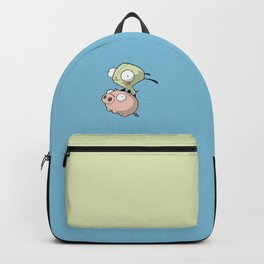Gir and Piggy Backpack