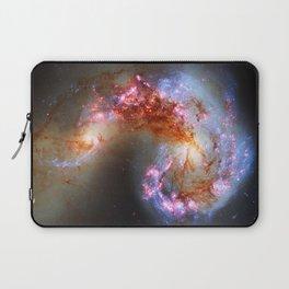 Antennae Galaxies Laptop Sleeve