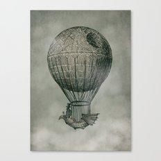 Dark Voyage Canvas Print