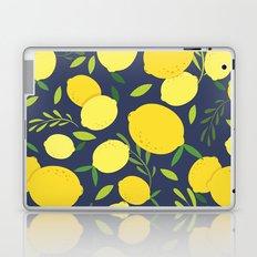 Freshly Picked Lemon Laptop & iPad Skin
