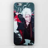 hetalia iPhone & iPod Skins featuring APH: Prussia by Jackce