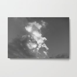 Shape Shifter Metal Print