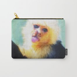 Spunky Little Monkey Carry-All Pouch