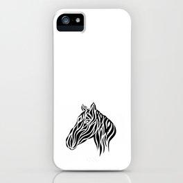 Tribal Horse Design iPhone Case