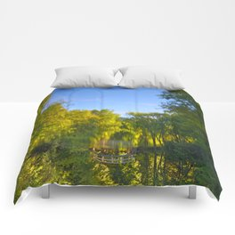 Jean-Drapeau Pond Comforters