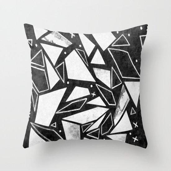 Geometrics III Throw Pillow