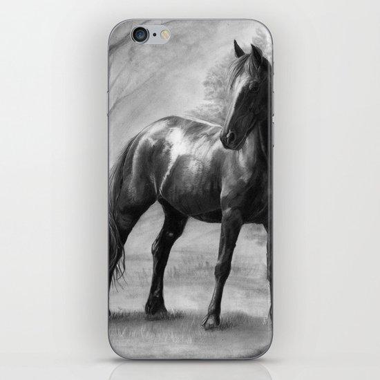 Horse V iPhone & iPod Skin