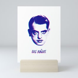 buñuel Mini Art Print