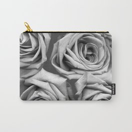 BW Roses Carry-All Pouch
