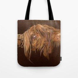 The bull Tote Bag
