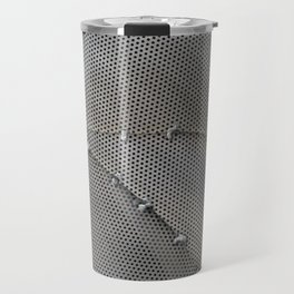 Welded Metal Screen Travel Mug