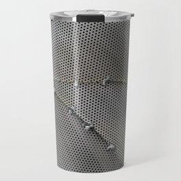 Welded Metal Screen Travel Mug