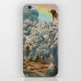 fiction of fantasy iPhone Skin