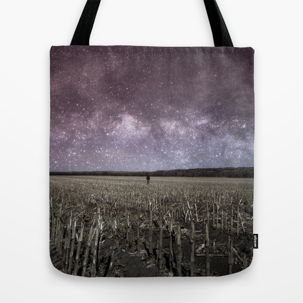 Children Of The Corn Tote Bag by Overthinkingphotography TBG8275218